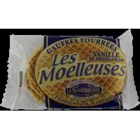 gaufres moelleuses vanille...