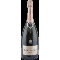 champagne bollinger rose en...