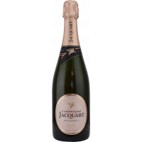 champagne jacquart rose...