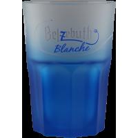 verre belzebuth blanche 25cl