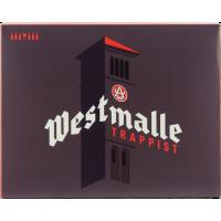 coffret westmalle 1 verre +...
