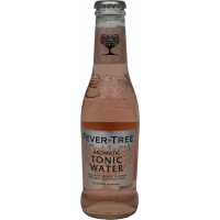 fever tree aromatic tonic...