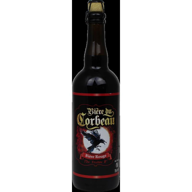 Bière du Corbeau Rouge