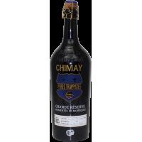 chimay grande reserve...