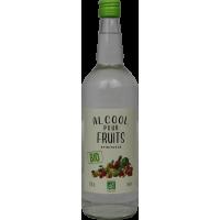 alcool pour fruits bio