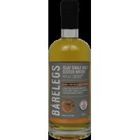 whisky barelegs peated & crisp