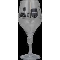verre cornet 33/50 cl