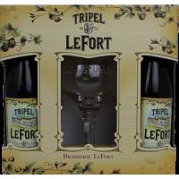coffret lefort triple 4x33...