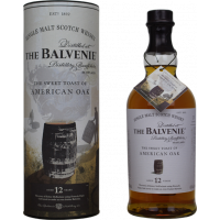 whisky the balvenie sweet...