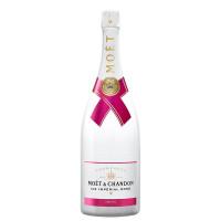 Champagne Moet et Chandon Ice Impérial rosé