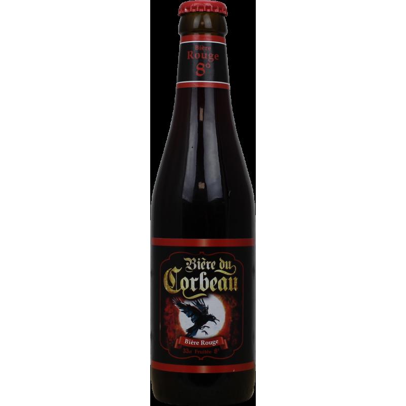 Corbeau rouge 33 cl