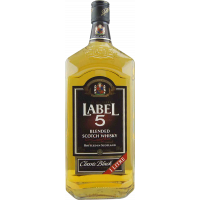 whisky label 5
