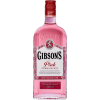 Gin Gibson's Pink