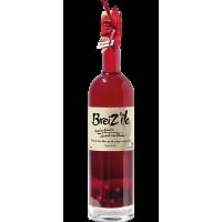 Rhum arrangé Breiz'ile fruits rouges