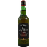 whisky clan campbell