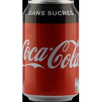 coca cola zero boite 24x33 cl