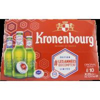 kronenbourg 10x25 cl